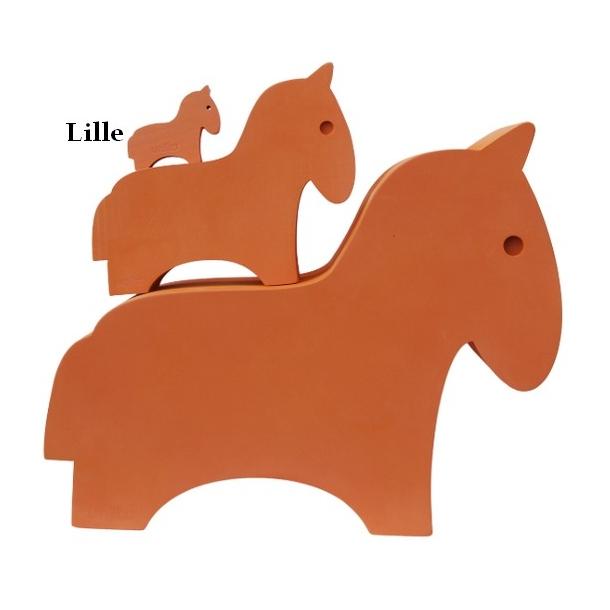 Units - Hest (lille)
