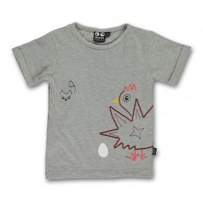 T-shirt med korte ærmer