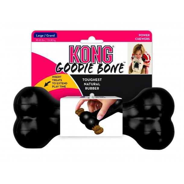 Kong Goodie Bone Legetøjsben (Large)