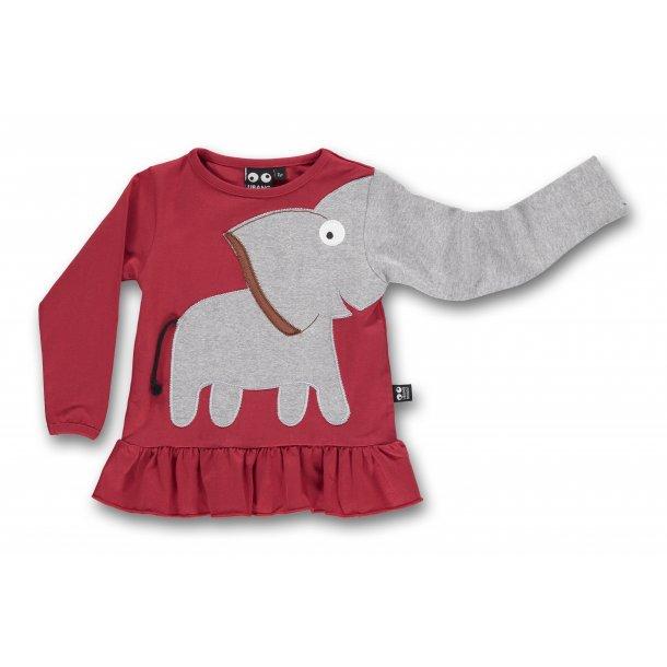 Ubang - Elefant t-shirt til børn