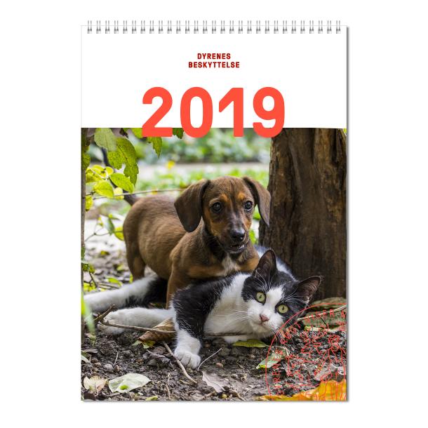 2019 Vægkalender