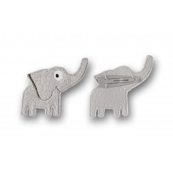 Ubang - Elefant hårclips